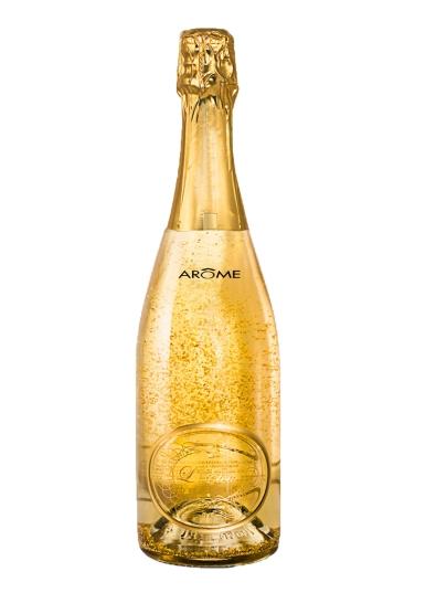 bottiglia arome scontornata